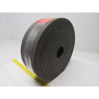 "Interwoven Polyester  Friction Top Conveyor Belt 56' x 4"" x 0.160"" thick"