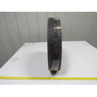"1 ply black interwoven conveyor belt 115ft x 3.5"" x 0.205"" thick"