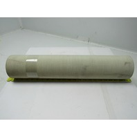 """2 Ply Grey PVC Smooth Top Conveyor Belt 17Ft X 21-7/8"""" 0.050"""" Thick"""