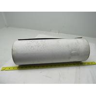 "1 Ply Black Nylon Backed Conveyor Belt 29' x 17"" 0.070"" thick"