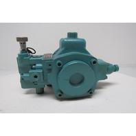 Racine PSV PSSO 10HRM 51 Silent Vane Pump 7.5 GPM 2000 PSI Screw Volume Control