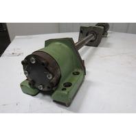 "Okuma LNC-8 56"" CNC Machining Center lathe  Z Axis Ball Screw"