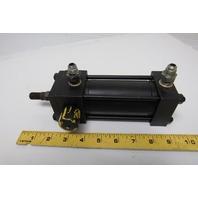 """Parker CO2AU18C Pneumatic Tie Rod Cylinder 2"""" Bore 3"""" Stroke"""