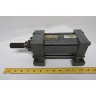 """Miller Fluid Power J72B2 Pneumatic Tie Rod Cylinder 3-1/4"""" Bore 3-3/4"""" Stroke"""