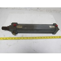 "Miller Fluid Power AJ81R4B Pneumatic  Air Cylinder 2-1/2"" Bore 1-3/4"" Stroke"