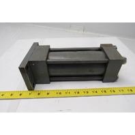 "Miller Fluid Power H61B4B Pneumatic Air Tie Rid Cylinder 2-1/2"" Bore 5"" Stroke"
