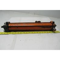 "Hydro-Line R2W-2.5x15 Pneumatic Tie Rod Cylinder 2-1/2"" Bore 15"" Stroke"