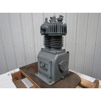 Gardner-Denver ACM1003 Industrial Compressor Pump Air or Gas 2 cylinder