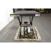 AutoQuip 36S40 Series 35 4000Lb. 460V 3Ph Lift Table Tested !