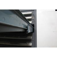 Steel 12 Drawer Industrial Tool Blueprint Parts Storage Cabinet Vidmar Style