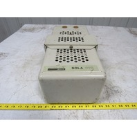 Sola 23-23-210-8 Constant Voltage Power Conditioner 1000VA
