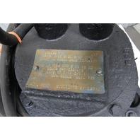"Weil Pump 1602 Submersible 5HP 2-1/2"" Flanged Discharge Sump Waste Pump"