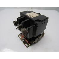 FURNAS 42EE108897R 3-POLE 60A 120VAC Coil Contactor Definite Purpose Controller