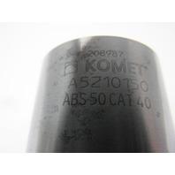 Komet A5210150 ABS 50 CAT 40 Modular CNC Tool Holder Adapter