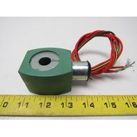 Asco 238710-106-D MP-C-080 Solenoid Coil Valve 24VDC