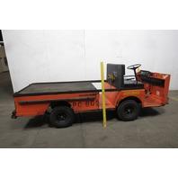 Taylor Dunn B2-10 Burden Carrier Long Bed Utility Cart 36V 2400 Lb Cap. Tested !