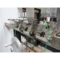 Sampson MMP 011620 3 station Punch/Press Style Fabrication Stamping Notching
