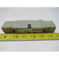 Numatics 122BB6Z2ML00061 Solenoid Air Valve 24vdc Coil Repl. No. 122BB600M000061