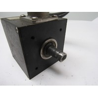 Accu-coder 711-S Incremental Shaft Encoder 120 CPR 5/28 VDC 3/8