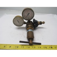 Teledyne Hyson NCA-2000 Compresses Gas Regulator Inert Gases 5500psi Max