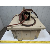 Dover Model 2000 Water Coolant Pump System Harsh Environment