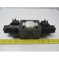 Dofluid DFA-0 3-3C2-A220-35-8J Solenoid Operated Directional Valve 220VAC Coil
