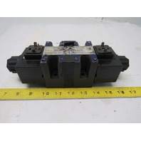 Camel Precision WH43-G03-C2-A240 Solenoid Operated Directional Valve 240V Coil