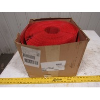 "CAPLUGS PMW-7004-12 Flat Sheet Packaging Netting LDPE Red 12""W x 125' Roll"