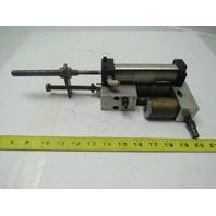 """Hypneumat Hydra-brake 3"""" Hydraulic Checking Break Cylinder W/Pneumatic Cylinder"""