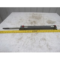 """Miller 1-1/2"""" Bore 16-1/2"""" Stroke 10-1/4"""" Projection Pneumatic Air Cylinder"""