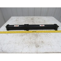 """Schrader Bellows FAC109331S Double Pneumatic Cylinder 2.5"""" Bore x 9""""+ 16"""" Stroke"""