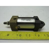 "Norgren S-3523 1-1/8"" Bore X 1"" Stroke Pneumatic Cylinder"