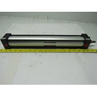 """Airpro 250A1STTS200S1 B 1300 AB 2"""" Bore X 13"""" Stroke Pneumatic Cylinder"""