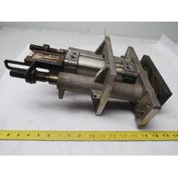 Bosch 3 842 892 112 Pallet Lift Transfer System Pneumatic Cylinder Slide Rack