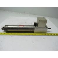 "Bimba BFLM-316-DXPW Pneumatic Rod Line Lock Cylinder 2"" Bore X 6"" Stroke"