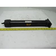 "Parker 01.50 H2A-U14A 12.000 Pneumatic Cylinder 1-1/2"" Bore X 12"" Stroke"
