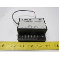 Zytron 120-2-Z344-156 Temperature Controller Module 200 to 135° F 115V Type K