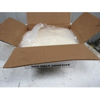 WARREN ADHESIVES HM6606MC Hot Melt Packaging Box Food Adhesive 25Lb White