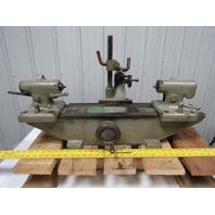 "5"" X 16"" Precision Inspection Bench Center W/Adjustable Indicator Holder"