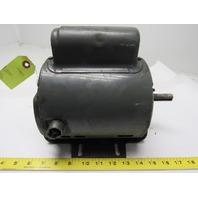 GE General Electric 5KC43MG362X 1/4 HP Motor 1PH 115/220V 1140RPM 56 Frame