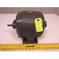 Master 152504 1/4HP Vintage Electric Motor 3PH 220V 1140RPM 7415 Frame