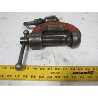 """Renfroe RSC 1/2 Ton Locking Screw Plate Clamp Vertical 180 Turn 1/8"""" To 3"""""""