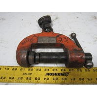 """Renfroe RSC 1/2 Ton Locking Screw Plate Clamp Vertical 180 Turn 0"""" To 3"""""""