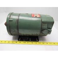 GE General Electric 5BCD56KB32B 1/4 HP DC Electric Motor 56 Frame 1725RPM