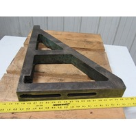 """26""""x18""""x2-3/4"""" Slotted 90° Angle Block Machinist Set Up Fixture"""