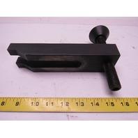 "Jergens 47026 8"" Long slot  U-Strap W/Adjustable Clamp Heel 5/8-11 X 6"