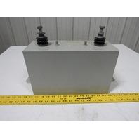 GE General Electric 55144RH1 Dielektrol Capacitor 60KVAR 480V 60Hz 1Ph