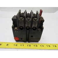Sylvania KYM31-12 Type TM 3 Line Overload Relay Size 1 600V Max