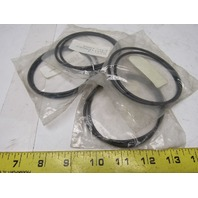 Ingersoll 20A11EM262 Dresser Silicone Pump O-Ring Seal 4 Bags Of 2