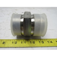Fittings Unlimited Y-SS-2404-32-32  Stainless Steel Adapter 32MJ-32MP Straight